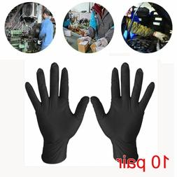 Supplies Rubber Lab Nitrile Gloves Safety Gloves Disposable