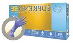 Supreno SE Powder Free Nitrile gloves by Microflex - FULL CA