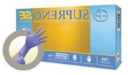Supreno SE Powder Free Nitrile gloves by Microflex - FULL CA