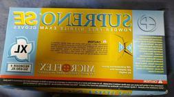 SUPRENO SE  SU-690XL Microflex NITRILE GLOVES X Large