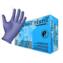 Sempermed Tender Touch Nitrile Powder Free Exam Gloves, Smal