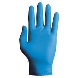 TNT® Blue Disposable Gloves - 586196 xl tnt blu-disposable
