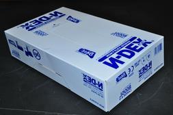 Tillotson True Nitrile Exam Gloves N-DEX Large box 50pcs Bes