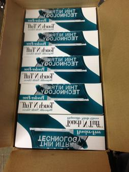 USA CASE/10 BOXES GLOVES ANSELL 92-600 Small TOUCH N TUFF NI