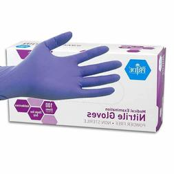 USA Pride Powder-Free Nitrile Exam Gloves, Box/100 or 1000,