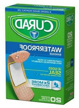 Waterproof Wound Bandages Case of 24