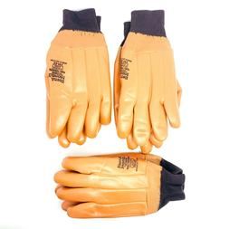 Ansell Edmont Winter Monkey Grip Workers Choice Gloves Adult