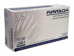 Adenna WNF 4.3 mil Nitrile Powder Free Exam Gloves  Box of 1