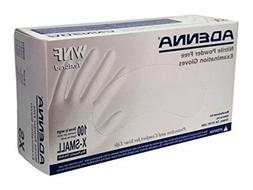 Adenna WNF 4.3 mil Nitrile Powder Free Exam Gloves  Box of 1
