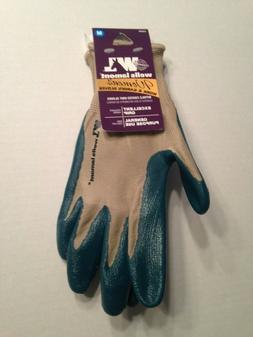 Women's Grip Work & Garden Gloves with Nitrile Coating