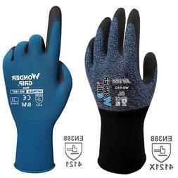 Wonder Grip 4121X-4131 Certificated Safety One Pairs Work <f